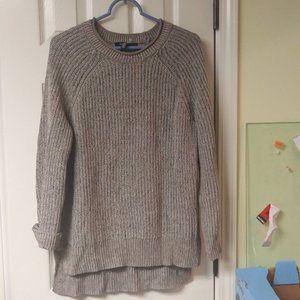 Ellen Tracy Camel Brown Sweater New